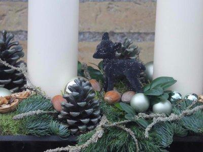 Julepynt fra egen have